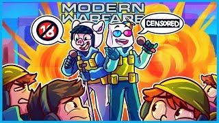Modern Warfare but we just make naughty jokes the whole time... [18+]