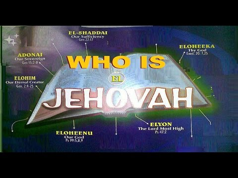 WHO is YAHWEH the meaning of the NAME -  Revealed by KABBALAH - 22 Letters Explained