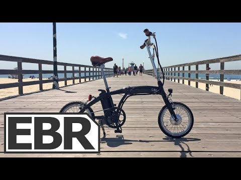 Blix Vika Travel Video Review - $1.5k Small, Lightweight, Folding Electric Bicycle
