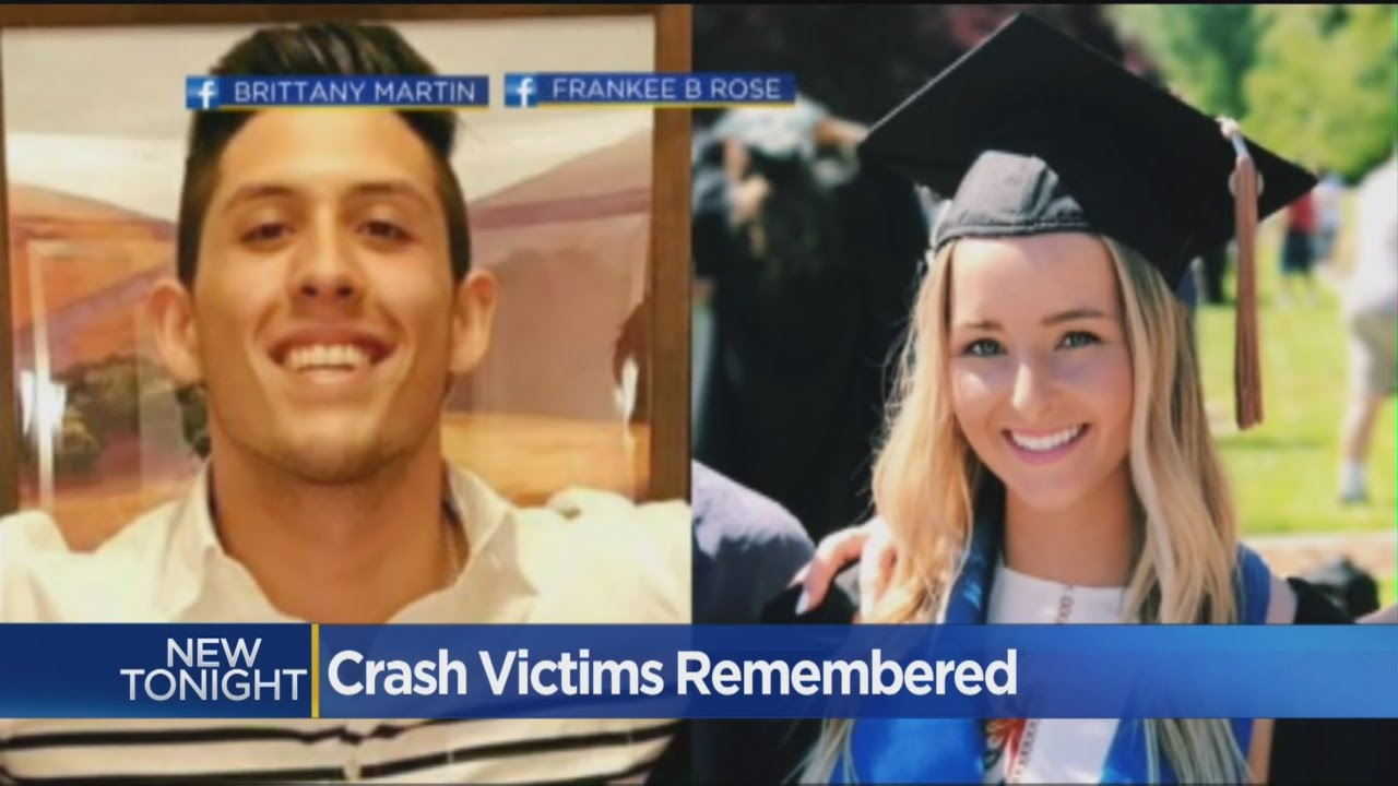 Lincoln Car Crash Victims Remembered Youtube