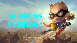 Repeat youtube video Captain Teemo Song (April Fools' Day 2013) 10h version