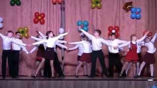 открытый урок по ритмической гимнастике