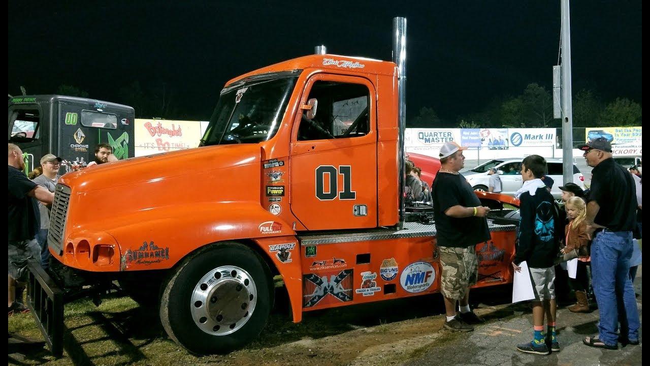 Hickory Motor Speedway - Bandit Big Rig Series Racing - Race 1 - 10/14/2017
