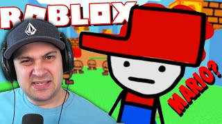 Mario, is that you? | Roblox
