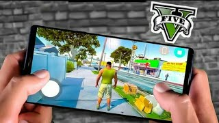 GTa 5 for Android 1.2 with download link 《Ad games》