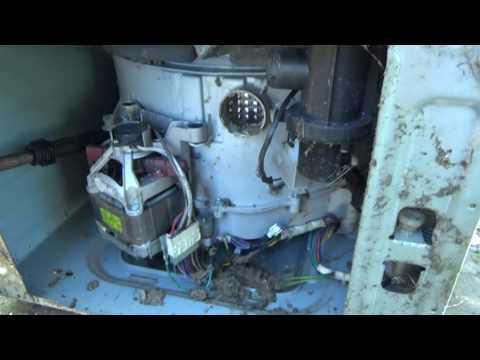 Стиральная машина LG глючит ремонт своими руками без покупки запчастей!