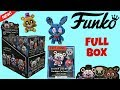 FNAF Funko Sister Location Nightmare Mystery Minis Exclusive Surprise Blind Bag Boxes Full Box mp3