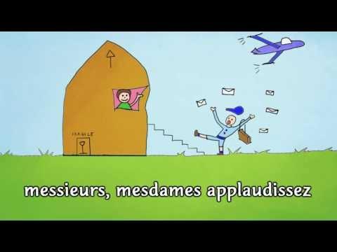 « Pirouette, Cacahuète » (Il était Un Petit Homme) - Mister Toony