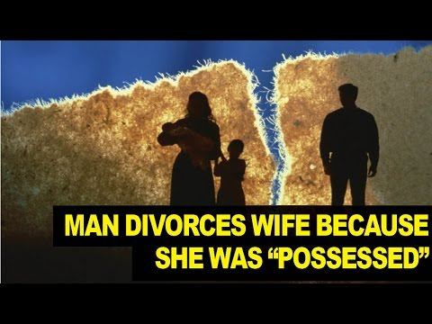 Thumbnail: Italian Man Granted Divorce After Claiming Wife 'Possessed by Devil'