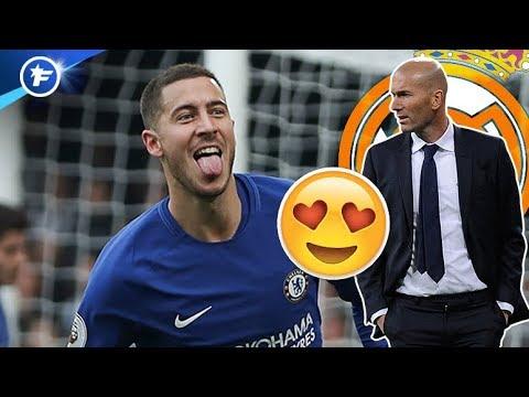 Eden Hazard répond à Zinédine Zidane | Revue de presse