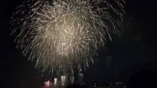 第28回なにわ淀川花火大会 フィナーレ eプラスシート