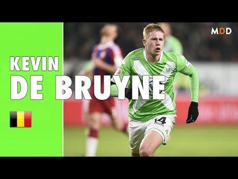 Kevin De Bruyne | Wolfsburg | Goals, Skills, Assists - HD
