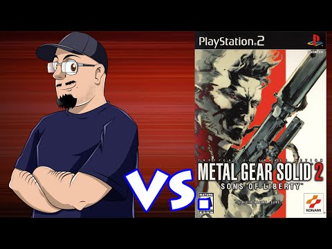 Johnny vs. Metal Gear Solid 2: Sons of Liberty