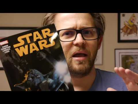 Marvel Weekly Graphic Novel Review: Star Wars Vol. 5: Yoda