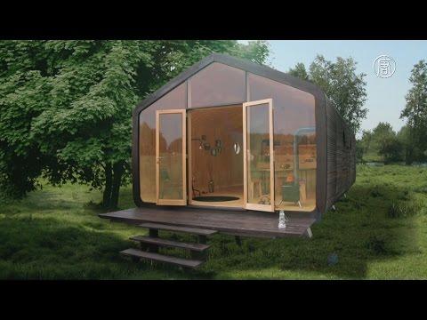 3D-принтер по металлу и жилой дом из картона показали в Амстердаме (новости)