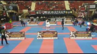 karate open danjen kopasus championship 2017 ceyco georgia hutagalung