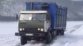Эвенкия.Российские дороги.