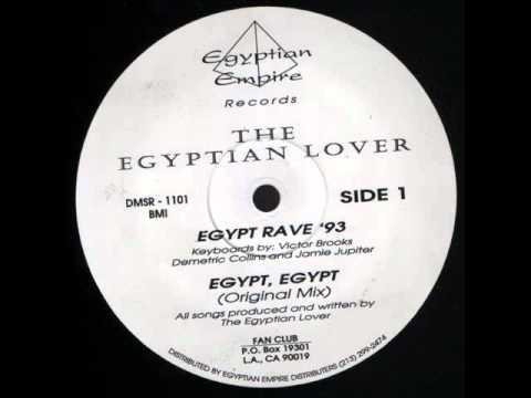 Egyptian Lover - Egypt Rave '93