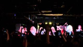 Kesha - Timber (live) - Black Cat - 4/21/15