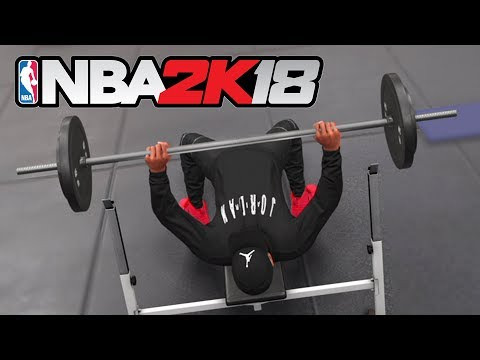 NBA 2K18 My Career - TRAINING TO BE THE BEST!! (NBA 2K18 Gameplay)