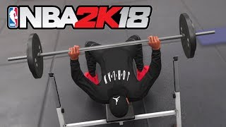 NBA 2K18 My Career - TRAINING TO BE THE BEST!! (NBA 2K18 Gameplay)