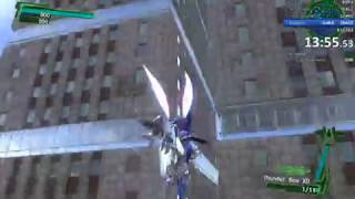 EARTH DEFENSE FORCE 4.1 Any% Solo speedrun [4:52:02]