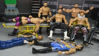 WWE ACTION FIGURE SURGERY! EP.9!