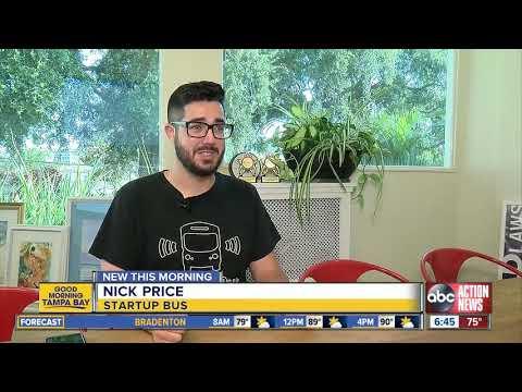 Startup Bus tour to help entrepreneurs start a business