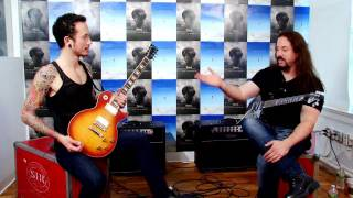 Trivium Meets Dream Theater - a guitar masterclass, part 2