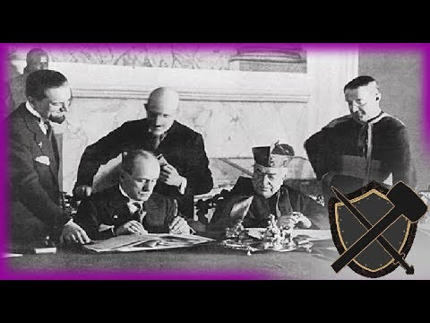 Lateran Treaty Prefigured in the Old Testament