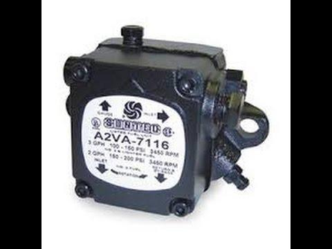 Suntec 110V Solenoid coil for Burner Fuel Pump Hot Water Pressure Washers