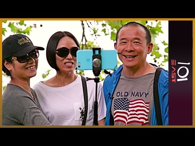 🇨🇳 How to be a Chinese Tourist | 101 East