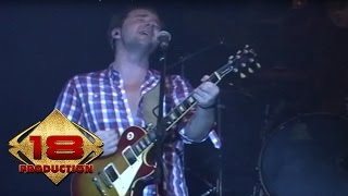 Secondhand Serenade - Fix You  (Live Konser Bandung - Indonesia)