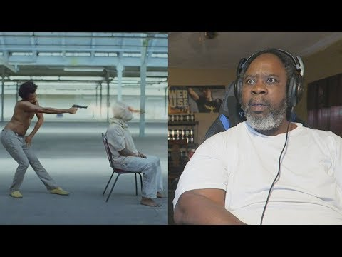 Dad Reacts to Childish Gambino – This Is America (Official Video)