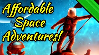 Affordable Space Adventures Co-Op | Part 1