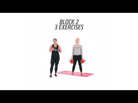 Orangetheory At-Home Workout For March 18