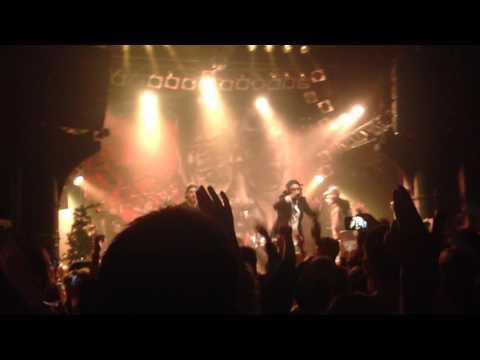 Gossenblues Live 22.11.15 Hamburg