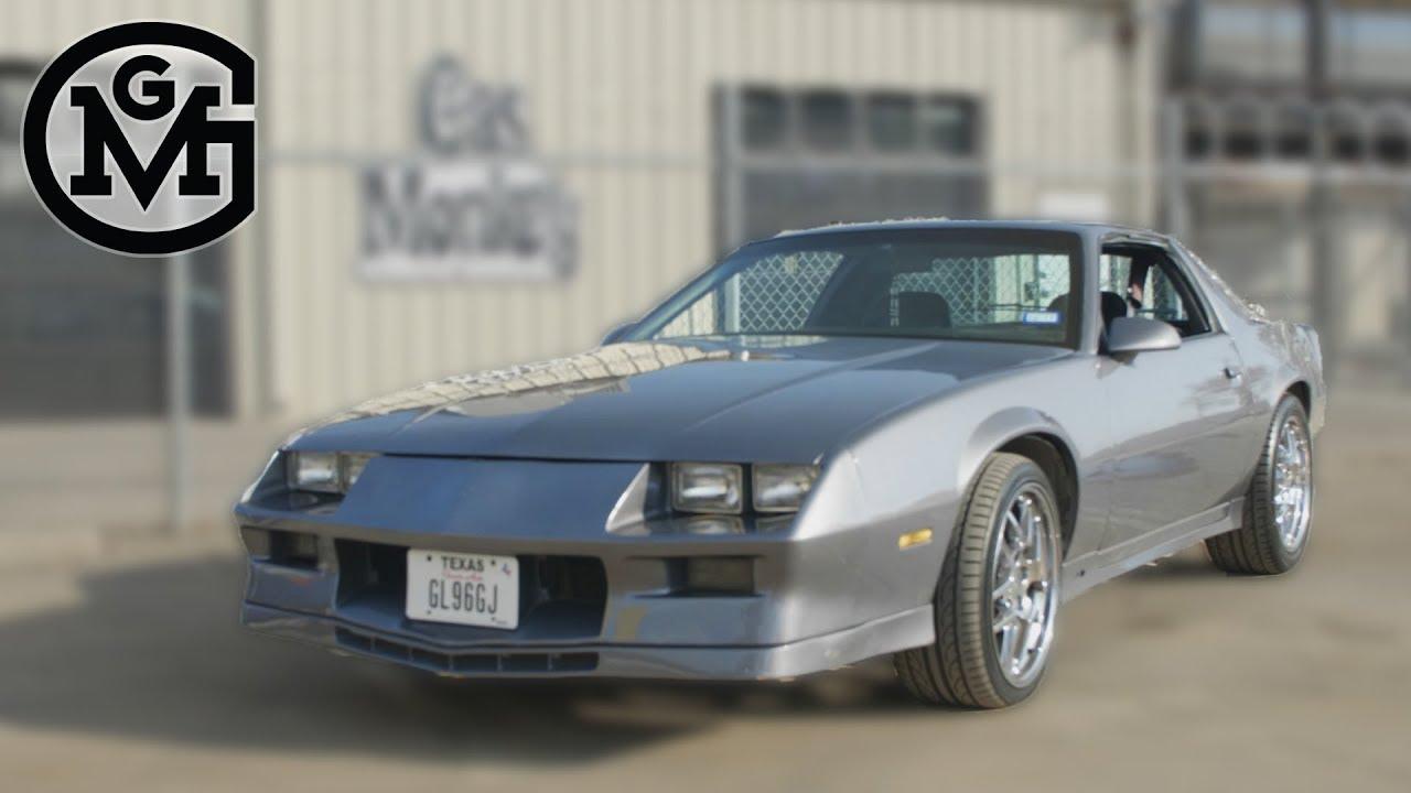 Meet The Frankenstein Build 1982 Z28 Chevy Camaro Of Week Gas Monkey Garage