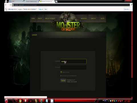 Monster Wow Donation Hack Work 100%