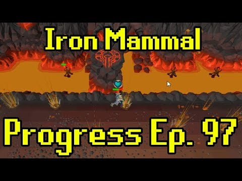 Oldschool Runescape - 2007 Iron Man Progress Ep. 97 | Iron Mammal