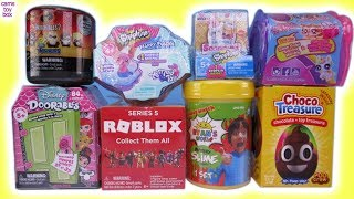 Shopkins Disney Doorables ROBLOX 5 Ryans World Slime Incredibles 2 Family Fun TOYS