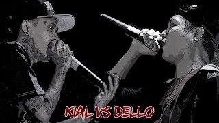 Video Bahay Katay - Kial vs Dello - Freestyle Battle @ El Katay download MP3, 3GP, MP4, WEBM, AVI, FLV Agustus 2017
