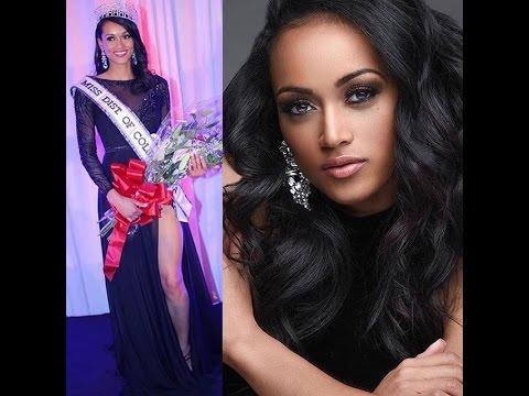 Kara McCullough Miss DC Is 2017 Miss USA