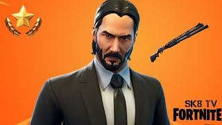 2 John Wick Skin giveaway Fortnite battle royale season 9 giveaway 1.4k