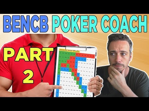 **NEW** BenCB Poker Coaching! LEARN FROM THE BEST! pt. 2 of 3 - 동영상