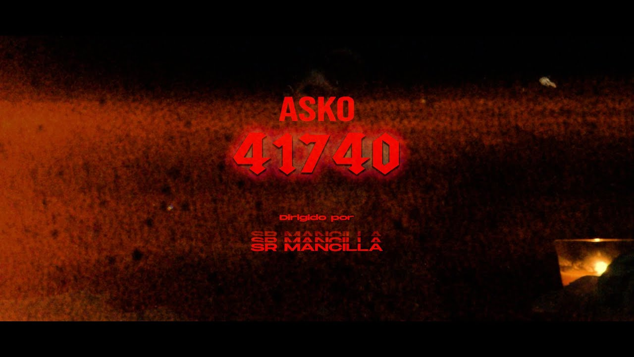 Download ASKO - 41740  (Official Video)