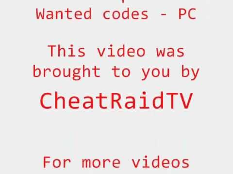 <b>Need</b> For <b>Speed Most Wanted</b> - <b>Cheat Codes</b> - PC (2005 version) - YouTube