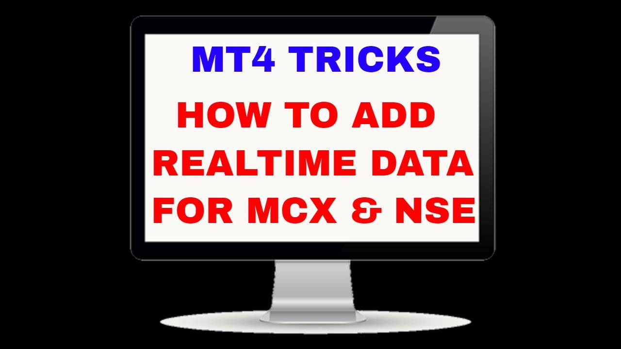 MT4 TRAINING: HOW TO ADD SCRIPTS FOR MCX AND NSE