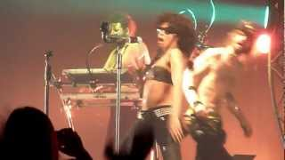 Shaka Ponk - My name is Stain - LIVE @ Printemps de Bourges 25/04/2012