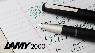 LAMY 2000 Fountain Pen!